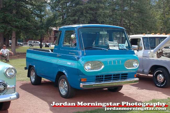 67 Ford Econoline