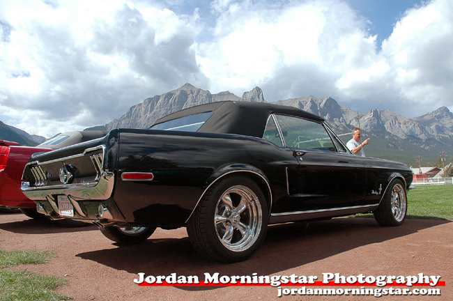 68 Mustang Convertible