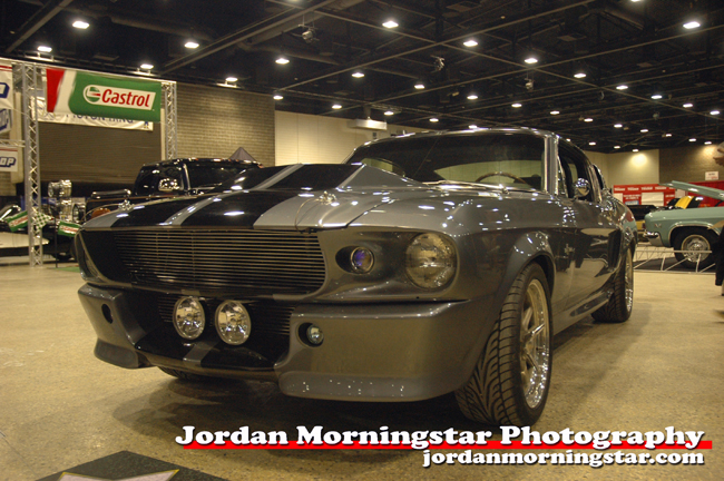 Elanor Mustang at World of Wheels 2008
