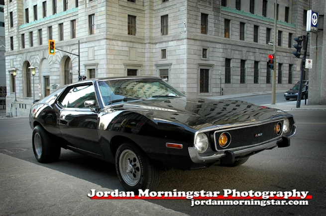 AMC Javelin in Montreal