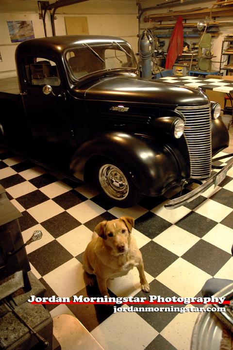 1938 Chevy Pickup