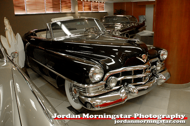 Marylin Monroe\'s Car