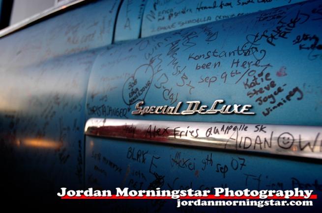 Pony Corall Cruise Night, 2007