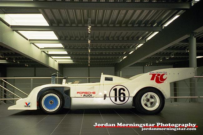 Porsche Museum & Factory Dealership, Stuttgart, Germany