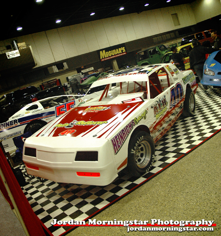 Modified Stock Car at World of Wheels 2008