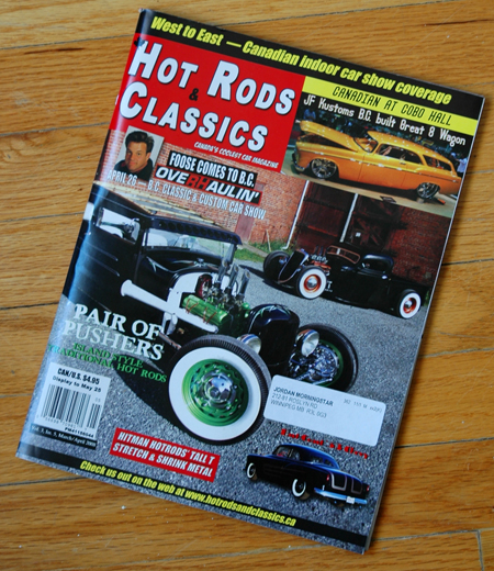 Canadian Hot Rods & Classics Magazine