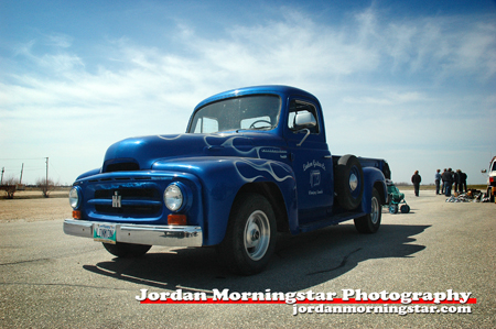 1953 International Pickup