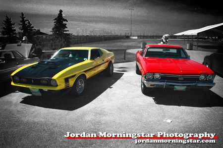 Mustang II & El Camino