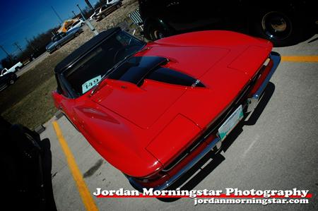 C2 Corvette Convertible