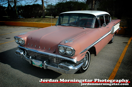\'58 Pontiac