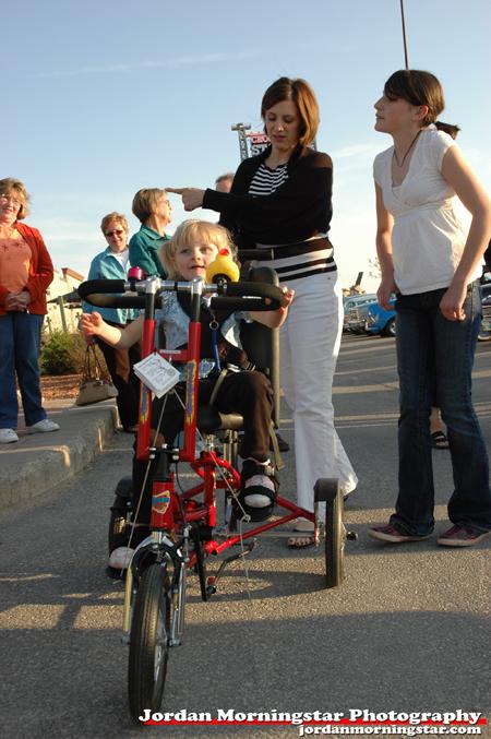Lauren\'s Bike