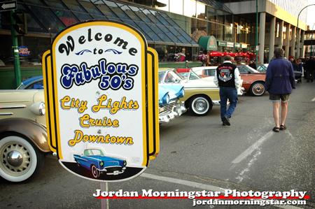 City Lights Cruise Night