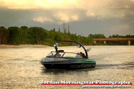 Pony Corral Boat Show