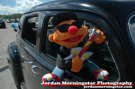 Ernie The Car Lover