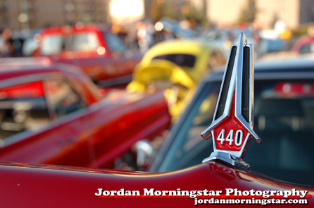 Chrysler 440 Hood Ornament