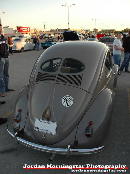 1949 VW Beetle Split Window