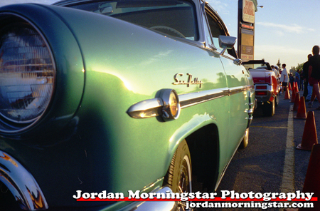Cruise night at the old Pony Corral