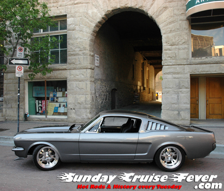 Mustang Fastback Kit Car