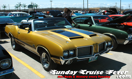 Olds 442 Convertible