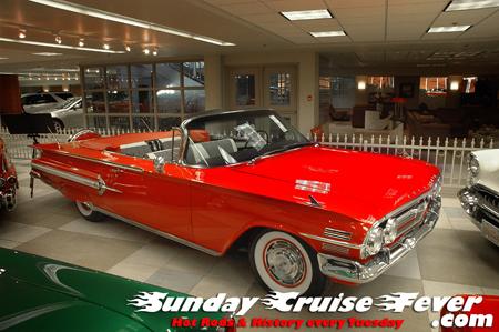 1960 Impala Convertible