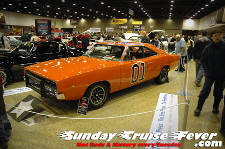 "Evel Dave Radey's 1978 ""General Lee"" Dodge Charger"