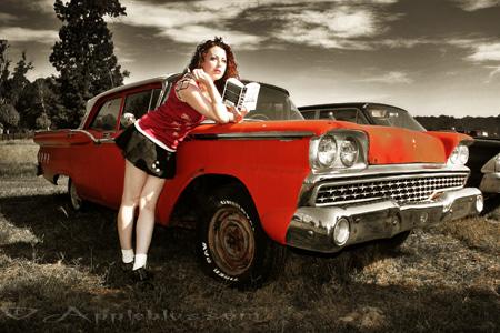 Carrie Von Cherry