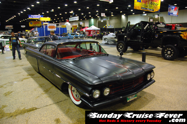 Tony Costas' 1959 Olds Rat Rod