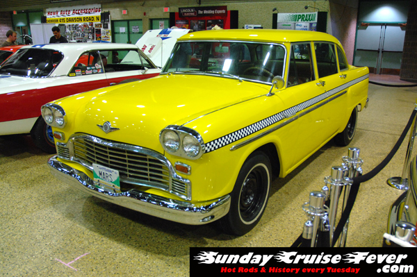 Marathon Checker Cab