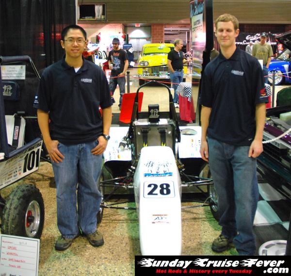 UMSAE racing team