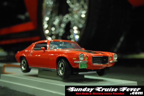 Toy Camaro