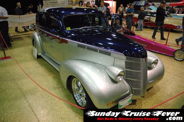 Gordon Foreman's 1937 Pontiac