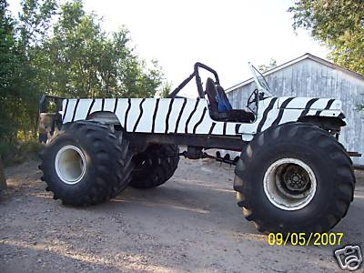 eBay Monster Truck
