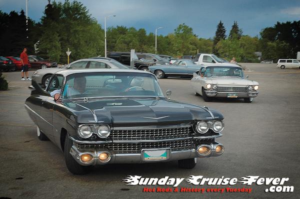 1959 and 1960 Cadillacs