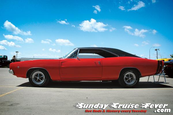 Harold Hiebert's 1968 Dodge Challenger