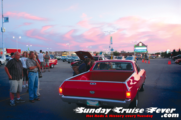 Cruise Night Comes to an End