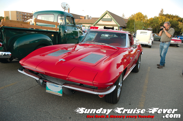 '63 Split-Window Corvette