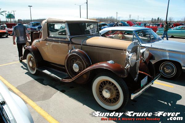1931 Pontiac Roadstser