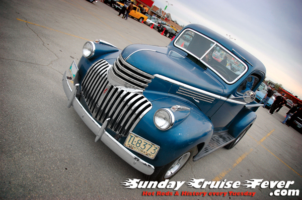 Early 40's Chevy truck