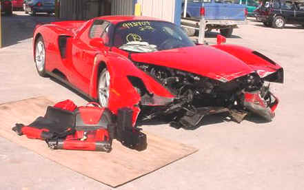 Enzo_Ferrari_Formula1_repairable_rebuilder_damaged_insurance_wrecked_salvage