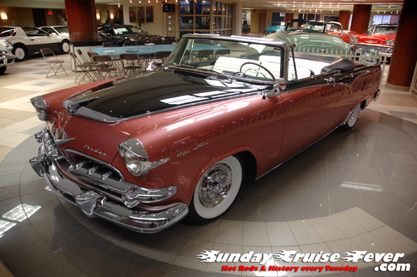 1955 Dodge Custom Royal Lancer Convertible